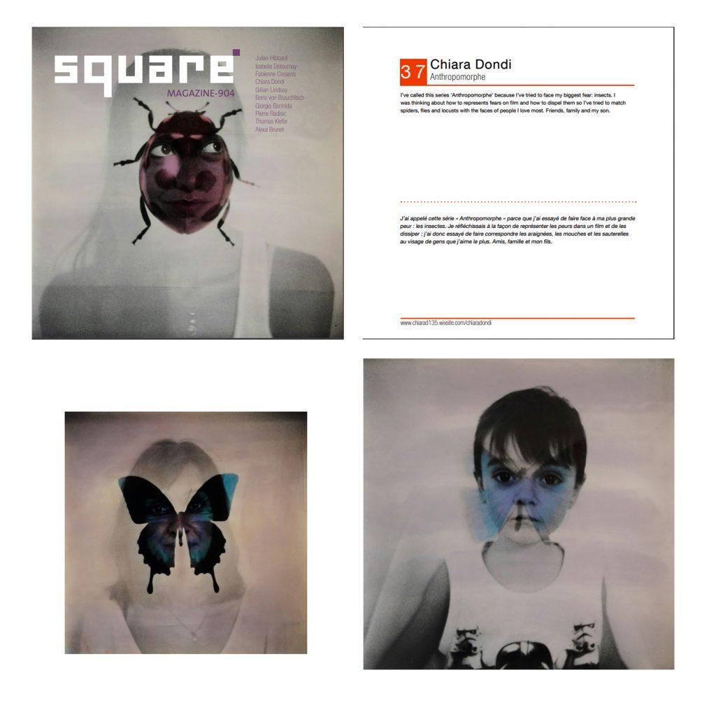 SQUARE MAGAZINE - 904